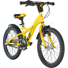 s'cool XXlite 18 3-S alloy Kids yellow/black matt